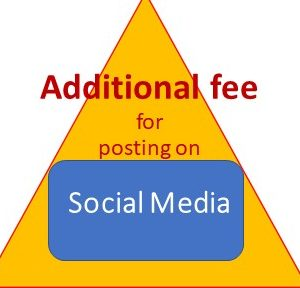 to post on social media